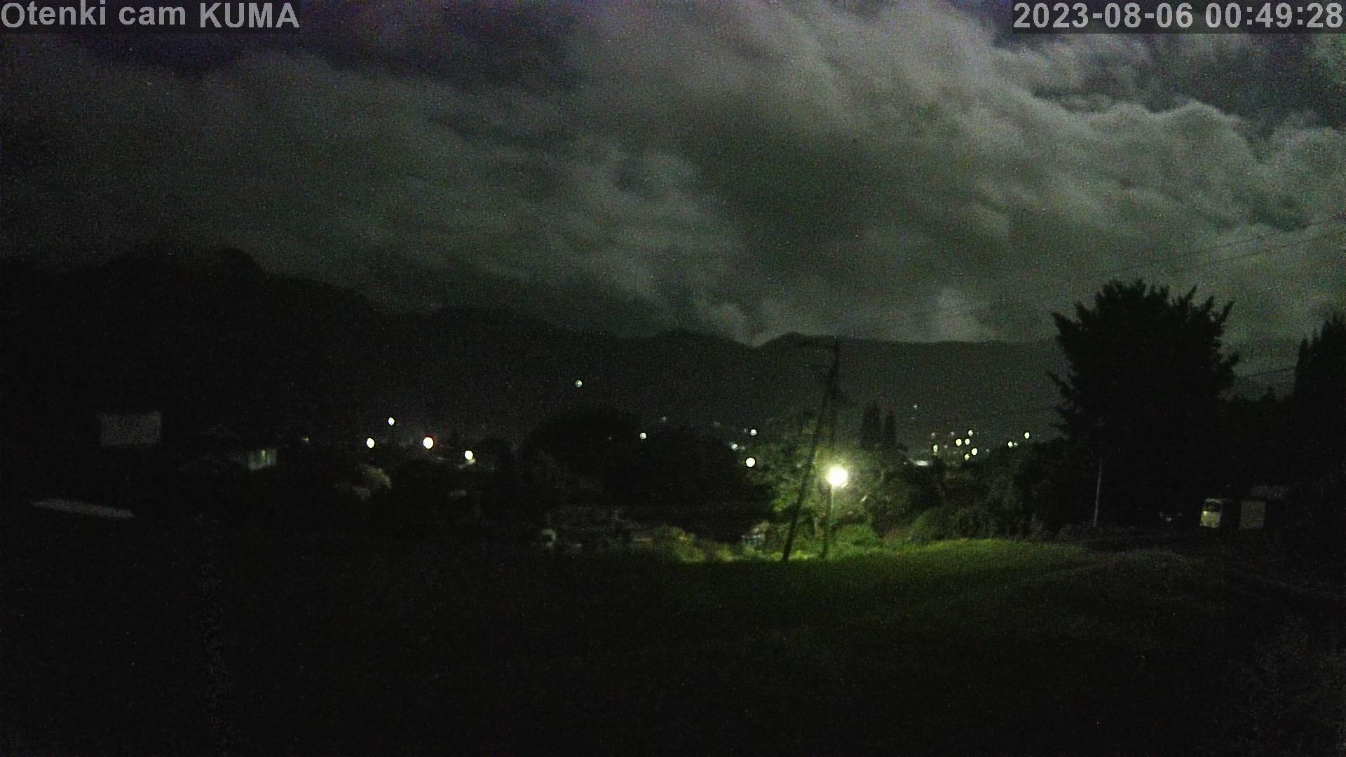 33カメラ 0時台の最終画像