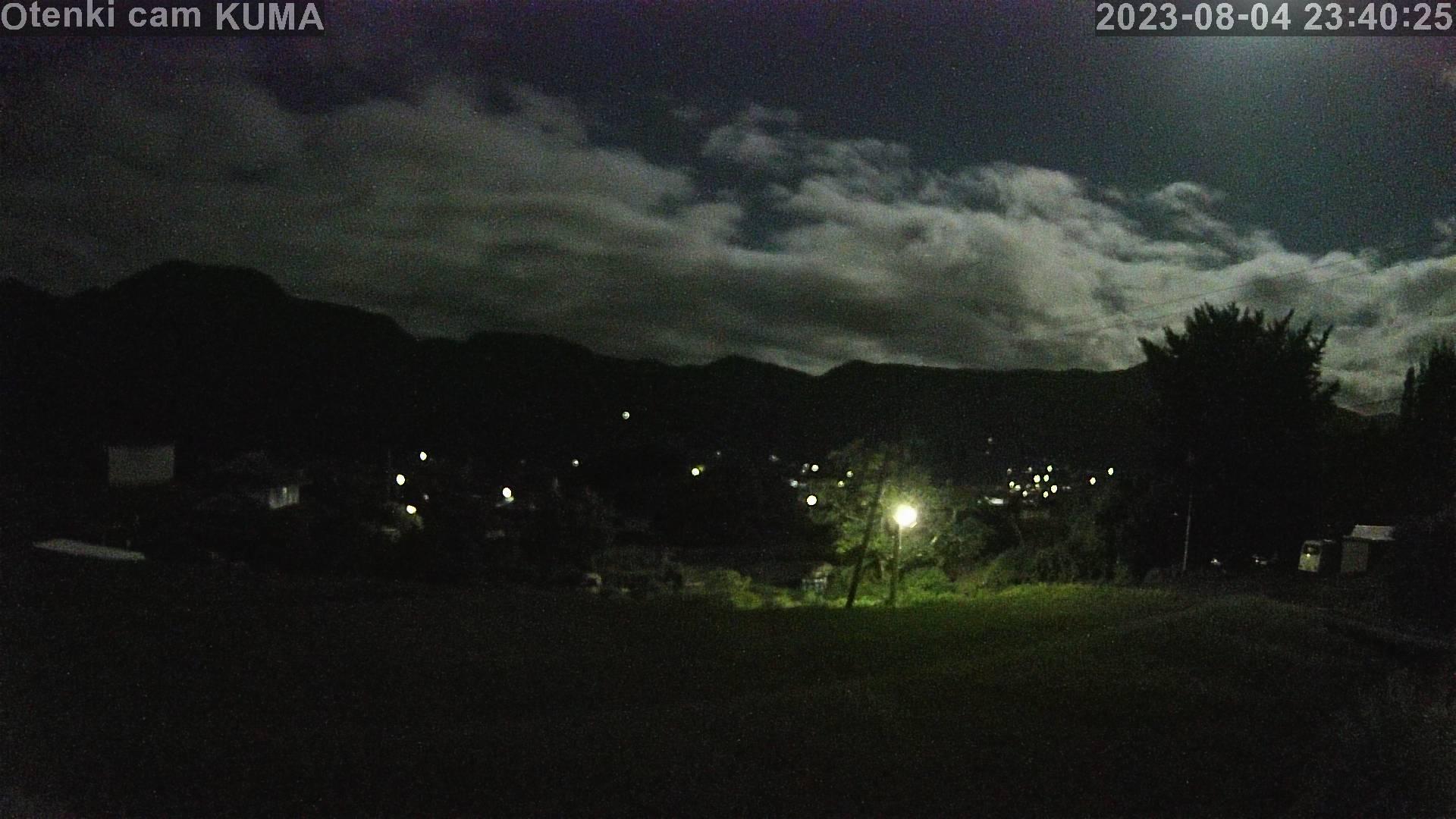 33カメラ 23時台の最終画像